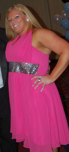 Jackie Breault - Ms Pennsylvania Plus America Pageant