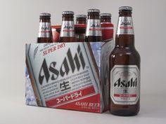 Asahi. Japanese beer.