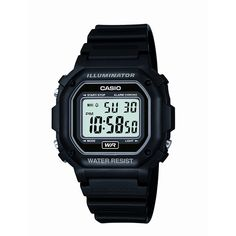 Casio Men39 s Illuminator Black Alarm Chronograph Watch Casio Watches Watch  Wholesalers Casio Digital, b6f7141330