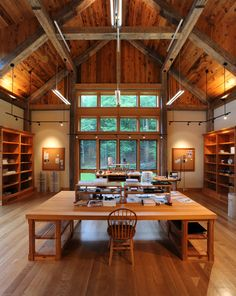 Quilt Studio! Wow - would love this room!