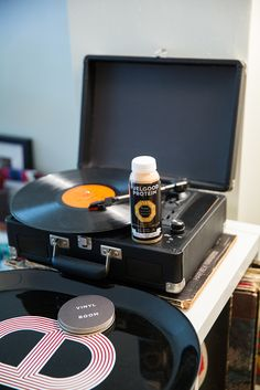Nothing like music and FuelGood Protein to get your Saturday flowing.