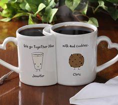 Personalized Mug Set – $25