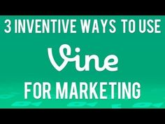 Branded Vines are 4 times more likely to be watched than a branded video on Twitter. Have you tried Vine for your small business yet? http://www.thesocialmediahat.com/article/successfully-connect-customers-6-seconds-or-less-vines?sf1001883=1