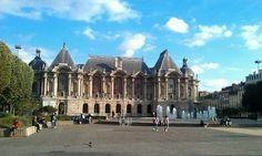 Place de la République à Lille, Nord-Pas-de-Calais