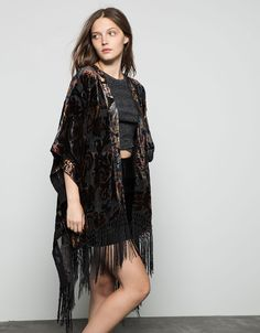 Dressy Kimono Bershka