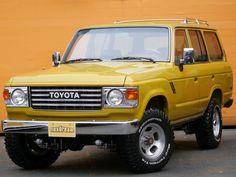 USトヨタ ランクル60 逆輸入左ハンドル 丸目換装×PENDLETON(ペンドルトン)コラボカスタム! Toyota Landcruiser60 FJ62LG