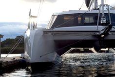 Sailing Catamaran, Dinghy, Sail Away, Cat Life, Building Design, Beautiful World, Nautical, Cruise, Yachts
