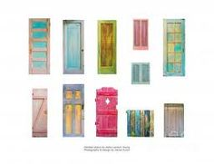 paintings of doorways - Google Search