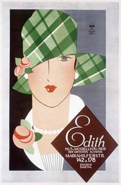 Viennese Hat Shop Edith