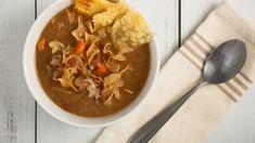 Reuben Noodle Soup, adjust for low carb, make half recipe Goulash Recipes, Soup Recipes, Diet Recipes, Cooking Recipes, Half And Half Recipes, Cooking Green Beans, Corned Beef, Noodle Soup, Soup And Salad
