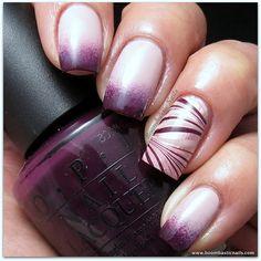 Bombastic Nails Design - Fashion Diva Design