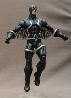 toycutter: Blackbolt action figure (Marvel Comics)