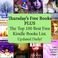 A Great List of New Free Books for the Amazon Kindle for Thursday