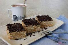 Beppetaart, een familierecept voor een mokka-koekjes taart - PaTESSerie.com