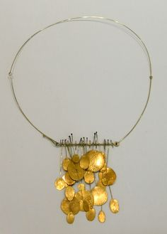 Hermann Jünger Necklace 1957 Gold