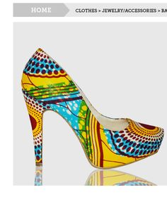 For sale | www.bhfshoppingmall: Exotic African Shoes