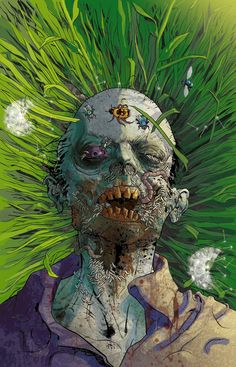 The Last Zombie - Mike Hawthorne