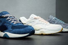 PEEP THE LATEST SNEAKER PACK FROM BWGH x PUMA