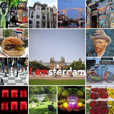 20 things to do in Amsterdam : EN Blog Friendly Rentals