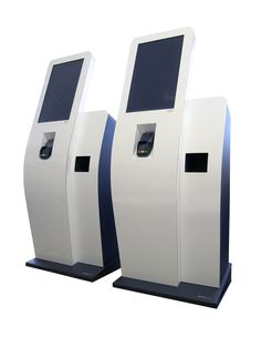 Check out our Retail kiosks - we have been making and designing kiosks for retail locations. Don't our Retail kiosks look the part? http://www.kiosks4business.com/markets.php#Retail