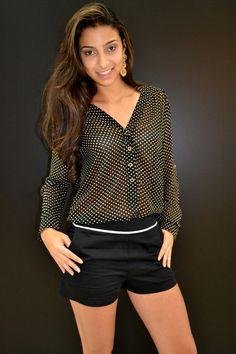 blusas de seda estampada - Buscar con Google