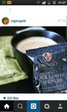 Aaaaamazinggg coffee ! CAUTION : CHANGE your LIFE !! WWW.NEDELCUANDREI.ORGANOGOLD.COM