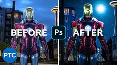 PTC Editing YOUR Photos!!! Episode #1 - Photoshop Compositing Photoshop Video, Photoshop Tutorial, Adobe Photoshop, Camera Raw, Light Camera, Photoshop Training, Shops, Edit Your Photos, Color Correction