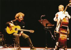 Pat Metheny & Charlie Haden