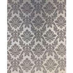 Superfresco Grey Peelable Vinyl Unpasted Textured Wallpaper