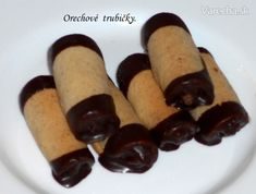 Orechové trubičky (fotorecept)