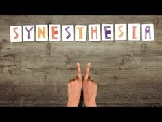 What color is Tuesday? What does 9 taste like? A primer on synesthesia.