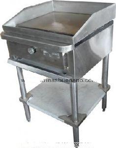 Grill freidora de papas plancha cocinas industriales for Plancha de cocina industrial