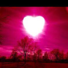 God's heart!