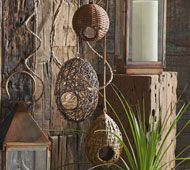 bird nest houses