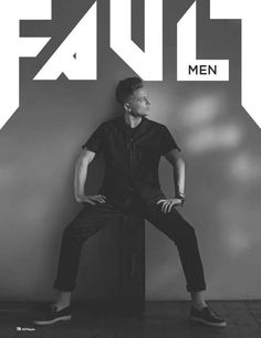 OneRepublic's Ryan Tedder – first look at our exclusive Men's section cover shoot for FAULT Issue 18