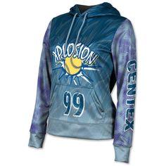 Letterman School Spirit Sweatshirt ProSphere Xavier University Girls Zipper Hoodie