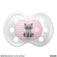Raton laveur de bébé sucette pour bébé