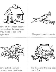 Competence 7 pics of stone soup story coloring pages stone soup coloring