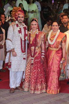 Indian Celebrity Weddings isha deol