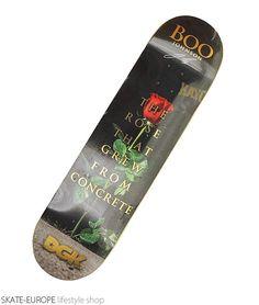 Deck DGK - BOO JOHNSON  http://en.skate-europe.com/details/111969-deck-dgk-boo-johnson.html