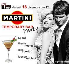 libreria guida capua: Festa Martini, Musica per ballare e Gianni Simioli per brindare al Natale