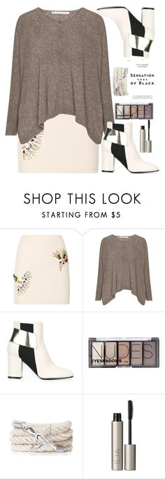 """94"" by erohina-d ❤ liked on Polyvore featuring beauty, STELLA McCARTNEY, Pollini, Vision, H&M and Ilia"