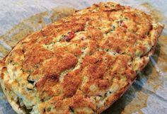 Bread Recipes, Diet Recipes, Dessert Recipes, Healthy Recipes, Desserts, Recipies, Fabulous Foods, Lchf, Banana Bread