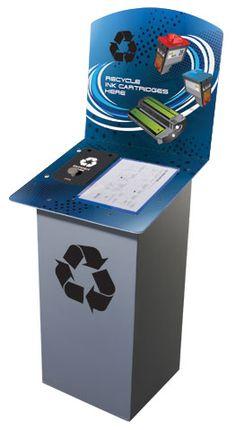 Recycling Bin.com- Recycling bins for any purpose!!