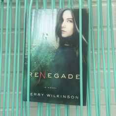 Renegade, just released by Kerry Wilkinson, will have you at the edge of your seat. #YA #Fantasy