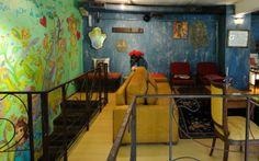 Casa de vó inspira bistrô francês - Decoração - iG