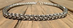 Necklace Stainless Steel Unisex Men Women by Faroutmaille on Etsy, $100.00