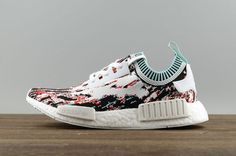 fac02389b Introducing the adidas NMD Primeknit Datamosh Teal – a Sneakersnstuff  collaborative release launching online