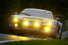 Audi R8 2012 Winner 24h Race Nürburgring