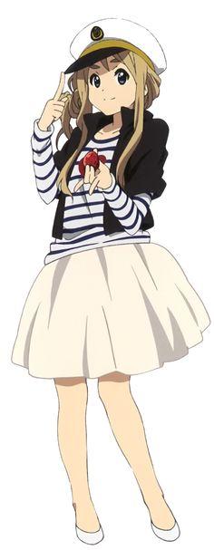 Tsumugi Listen! attire K-on!